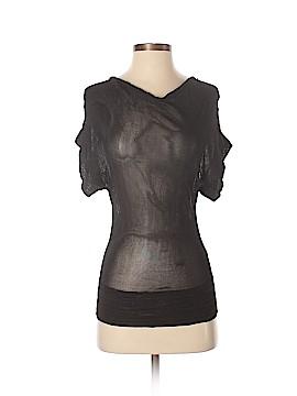 Express Design Studio Short Sleeve Top Size S