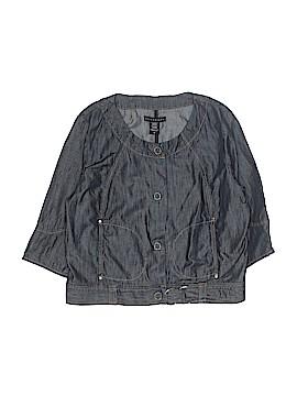 Apostrophe Denim Jacket Size 10