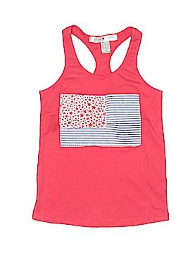 Mini Scraps Sleeveless T-Shirt Size 6X