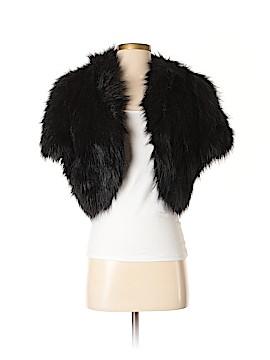 MICHAEL Michael Kors Faux Fur Jacket Size P