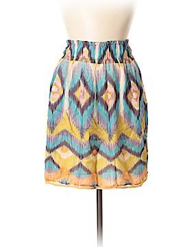 Charlie Jade Silk Skirt Size M