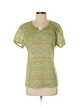 Woolrich Short Sleeve Blouse Size XS