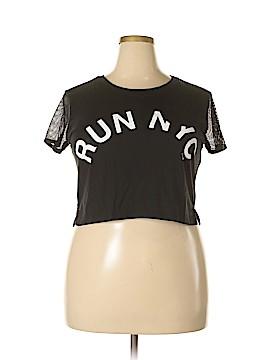 Anthropologie Short Sleeve T-Shirt Size XL