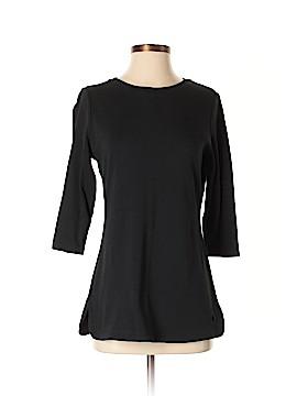 Isaac Mizrahi 3/4 Sleeve T-Shirt Size S