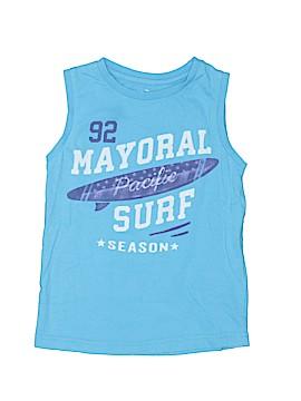 Mayoral Sleeveless T-Shirt Size 6