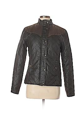 Shyanne Faux Leather Jacket Size S