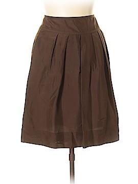 Banana Republic Silk Skirt Size 10 (Petite)