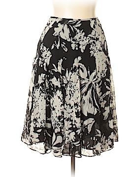 Banana Republic Factory Store Silk Skirt Size 10