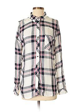 Thread & Supply Long Sleeve Blouse Size S