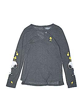 Peanuts Long Sleeve T-Shirt Size S
