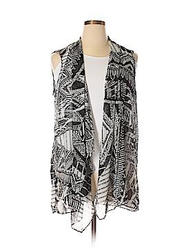 Susan Graver Kimono Size 1X (Plus)