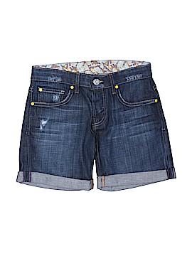 Rich & Skinny Denim Shorts 24 Waist
