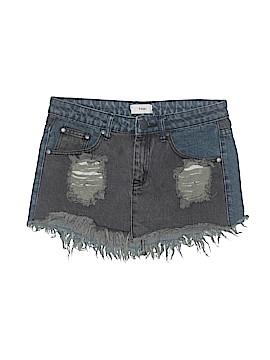 TOBI Denim Skirt Size 4