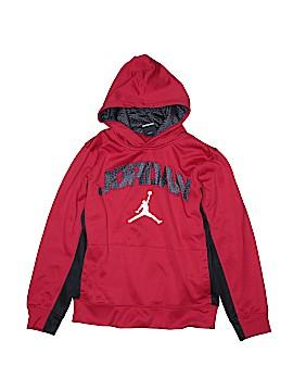 Jordan Pullover Hoodie Size L (Kids)