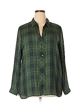 J.jill Long Sleeve Blouse Size XL