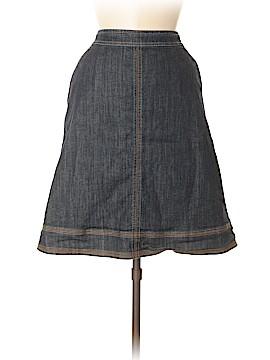 Boden Denim Skirt Size 8