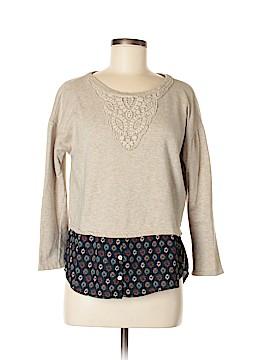 Black Rainn Pullover Sweater Size M