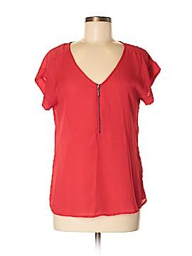 My Michelle Short Sleeve Blouse Size M