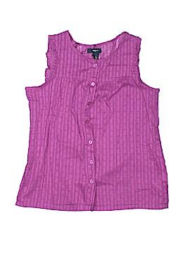 Gap Kids Outlet Sleeveless Blouse Size X-Large (Kids)