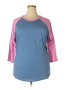 Lularoe 3/4 Sleeve T-Shirt Size XXL