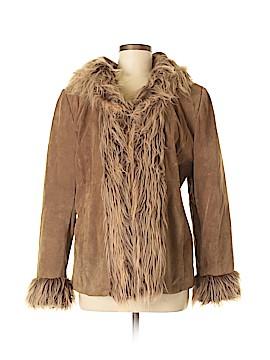 BKE Leather Jacket Size M