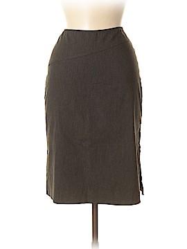 Ecru Casual Skirt Size 9