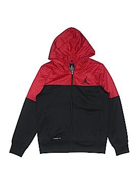 Air Jordan Zip Up Hoodie Size M (Kids)