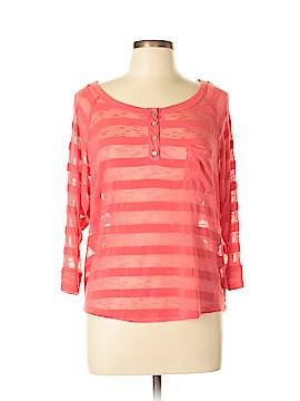 Chloe K 3/4 Sleeve Top Size L