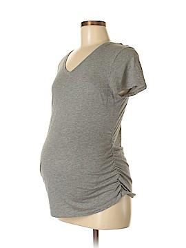 Isabel Maternity Short Sleeve Top Size M (Maternity)