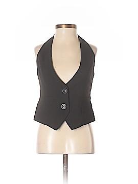 Express Design Studio Tuxedo Vest Size 0