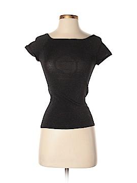 JJ Basics Short Sleeve Top Size S