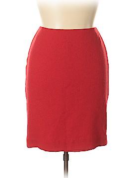 Lafayette 148 New York Wool Skirt Size 12
