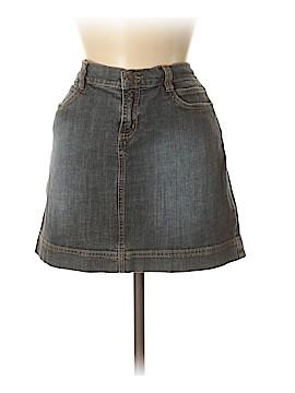 Daisy Fuentes Denim Skirt Size 8