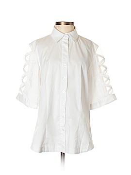 Finley Short Sleeve Blouse Size S