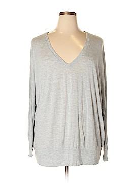 Sejour Long Sleeve T-Shirt Size 2X (Plus)