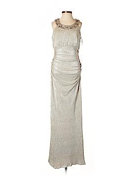 R&M Richards Cocktail Dress Size 4 (Petite)