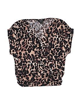 Thalia Sodi Short Sleeve Top Size M