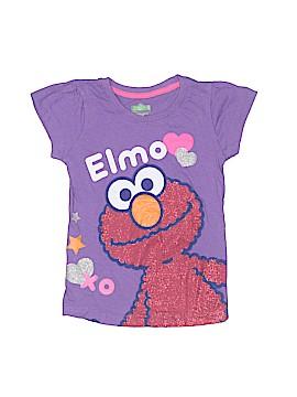 Sesame Street Short Sleeve T-Shirt Size 4T