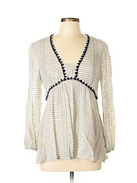 Floreat Long Sleeve Blouse Size 10