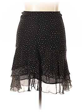 Susan Bristol Silk Skirt Size 14