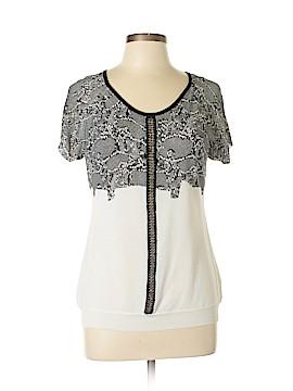 Yuka Short Sleeve Top Size L