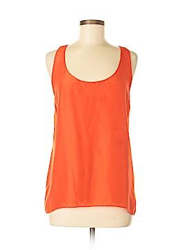 Denim & Supply Ralph Lauren Sleeveless Silk Top Size M