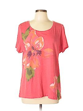 St. John's Bay Short Sleeve T-Shirt Size XL (Petite)