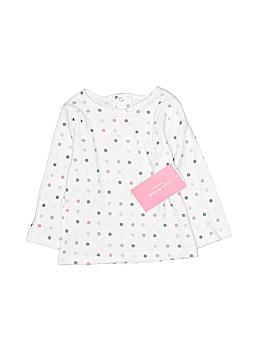 Isaac Mizrahi Long Sleeve T-Shirt Size 12 mo