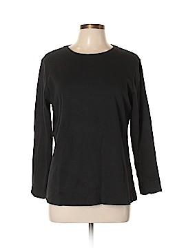 Isaac Mizrahi Long Sleeve T-Shirt Size XL