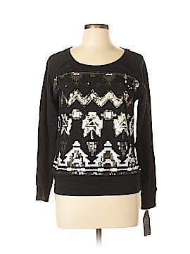 Wall Flower Sweatshirt Size L