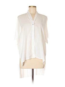 Gracia Short Sleeve Blouse Size M