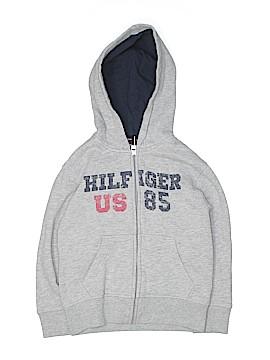 Tommy Hilfiger Zip Up Hoodie Size 6