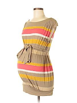 Liz Lange Maternity Short Sleeve Top Size M (Maternity)