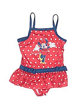 Disney One Piece Swimsuit Size 3T